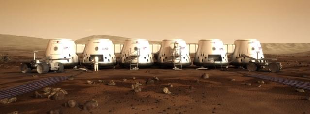 Mission Mars One