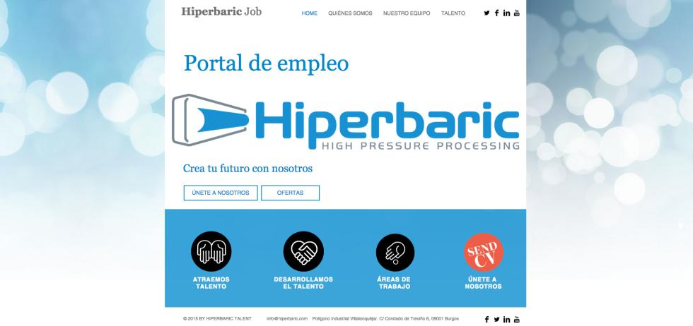 Hiperbaric Job