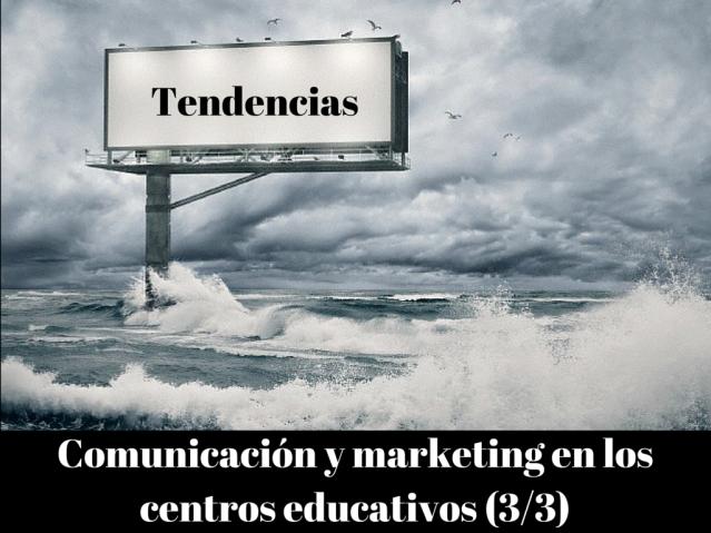 Comunicación y marketing en los centros 3
