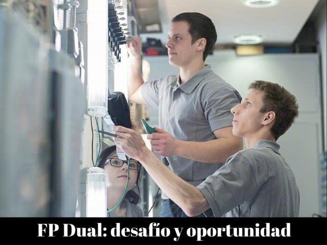 FP Dual- desafío y oportunidad