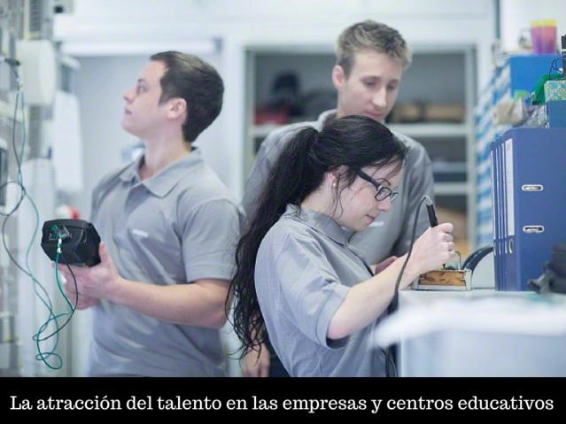 La atracción del talento en las empresas