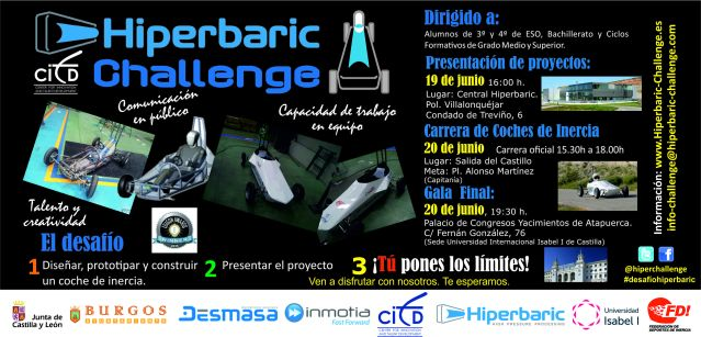 hiperbaric challenge 2015