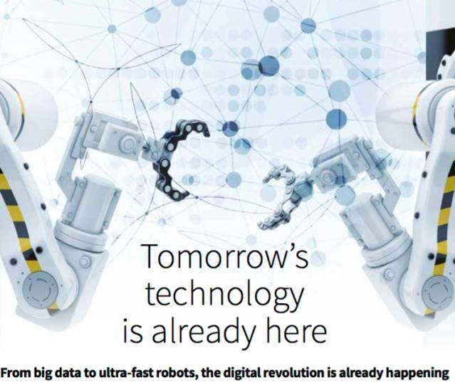 La tecnología del mañana ya está aquí
